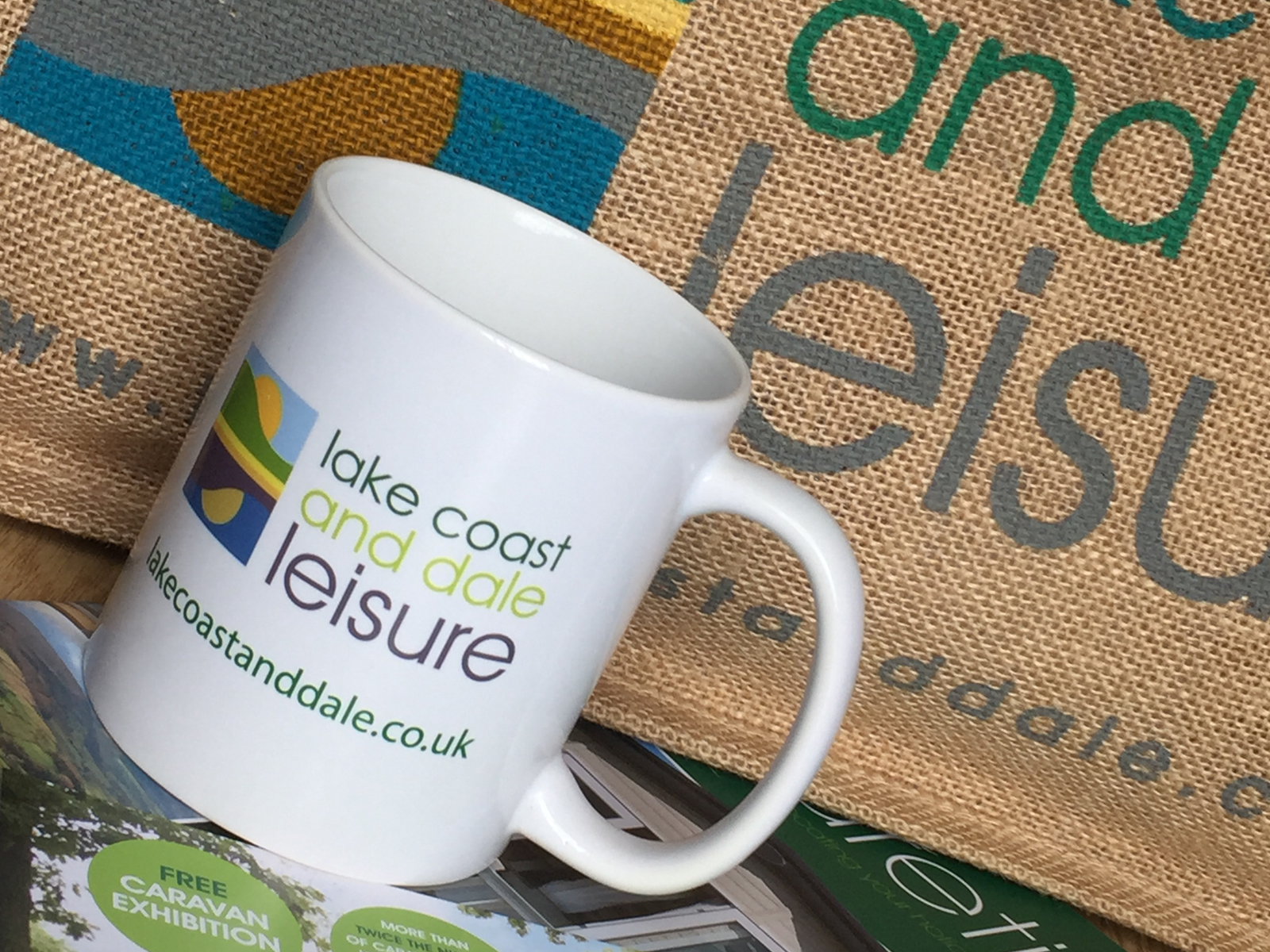 Lakes, Coast & Dales Mug
